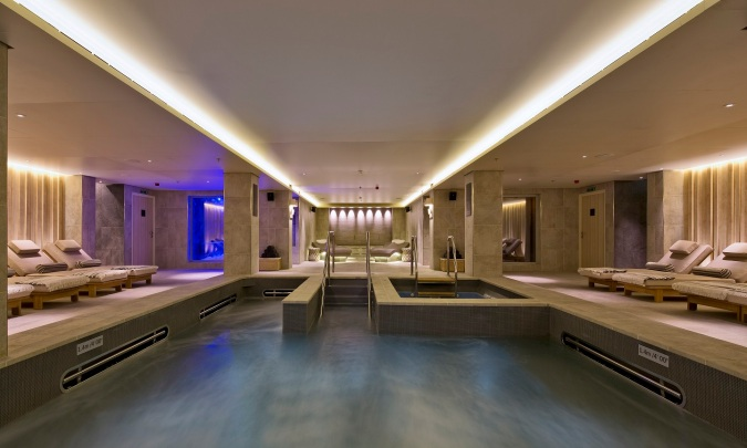 Cruise Spa Compressed